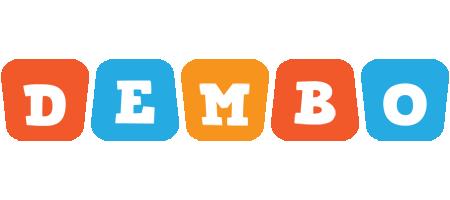Dembo comics logo