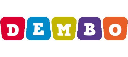 Dembo daycare logo