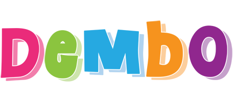 Dembo friday logo