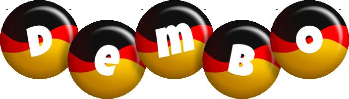 Dembo german logo