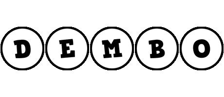 Dembo handy logo