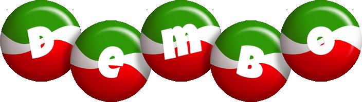 Dembo italy logo