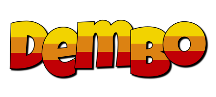 Dembo jungle logo