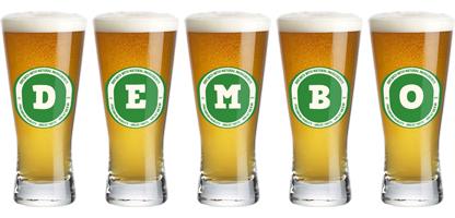 Dembo lager logo