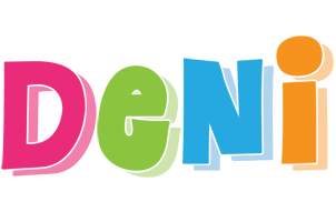 Deni friday logo