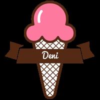 Deni premium logo