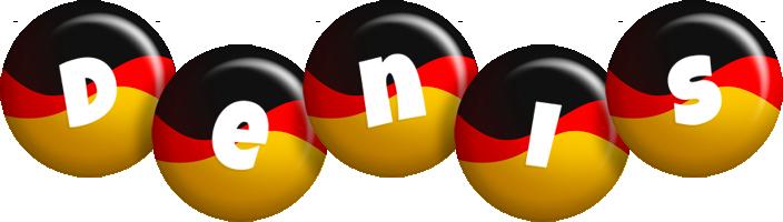 Denis german logo