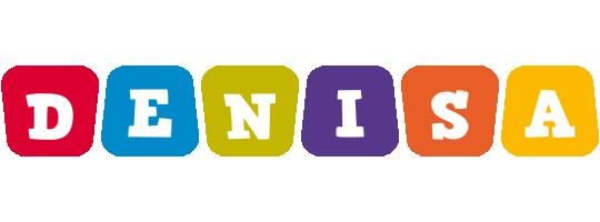 Denisa daycare logo