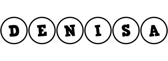 Denisa handy logo