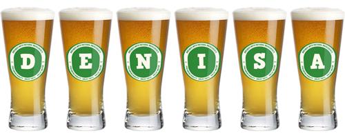 Denisa lager logo