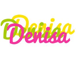 Denisa sweets logo