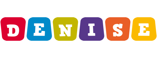 Denise daycare logo