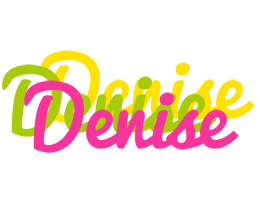 Denise sweets logo