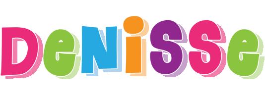 Denisse friday logo