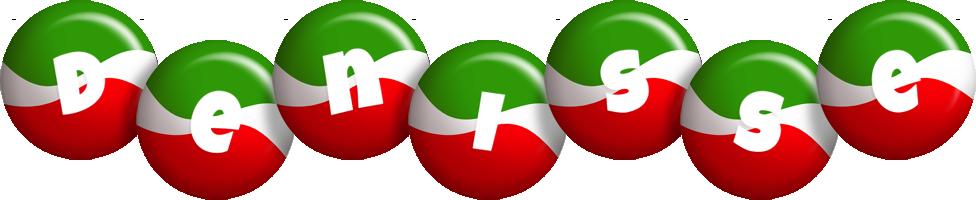 Denisse italy logo