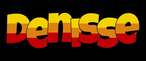Denisse jungle logo