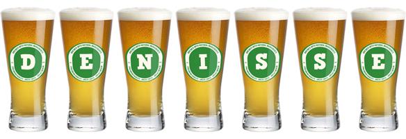 Denisse lager logo