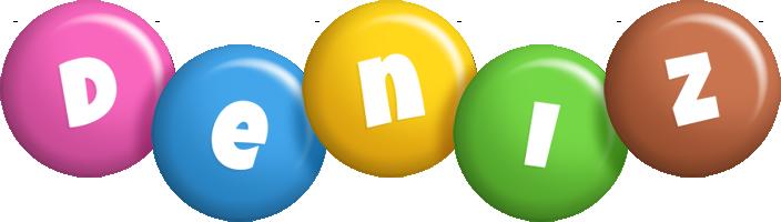 Deniz candy logo