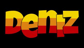 Deniz jungle logo