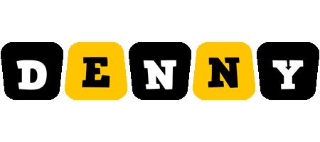 Denny boots logo