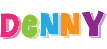 Denny friday logo