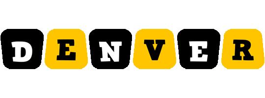 Denver boots logo