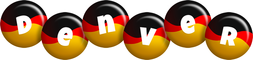 Denver german logo
