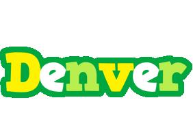 Denver soccer logo