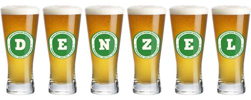 Denzel lager logo