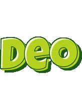 Deo summer logo