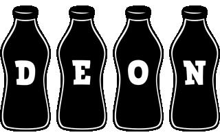 Deon bottle logo