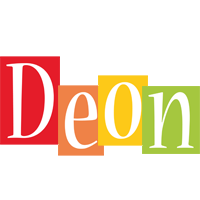 Deon colors logo