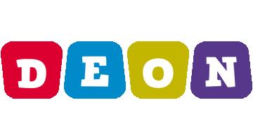 Deon daycare logo