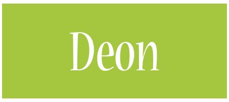 Deon family logo