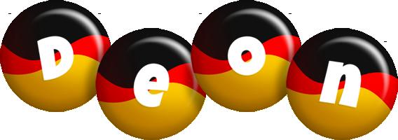 Deon german logo