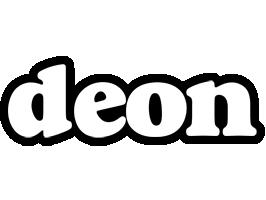 Deon panda logo