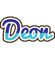 Deon raining logo