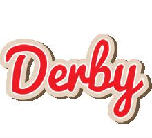 Derby chocolate logo