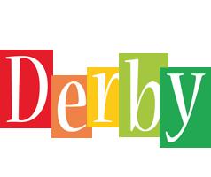Derby colors logo