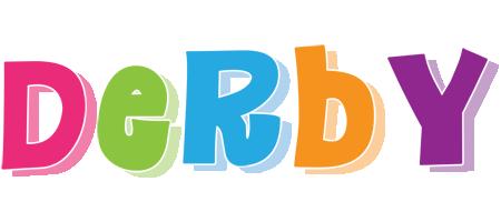 Derby friday logo