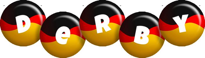 Derby german logo