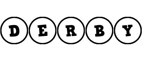 Derby handy logo