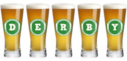 Derby lager logo