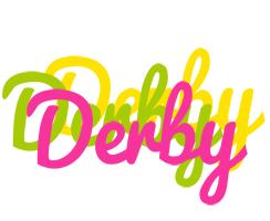 Derby sweets logo
