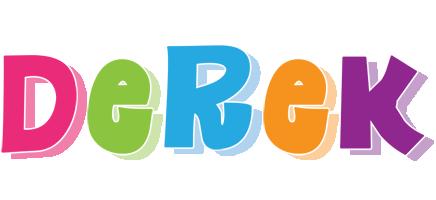 Derek friday logo