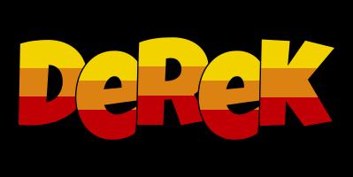 Derek jungle logo