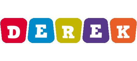 Derek kiddo logo