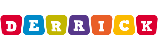 Derrick daycare logo