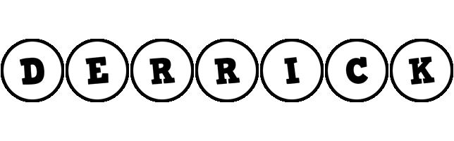 Derrick handy logo