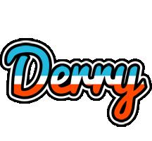 Derry america logo